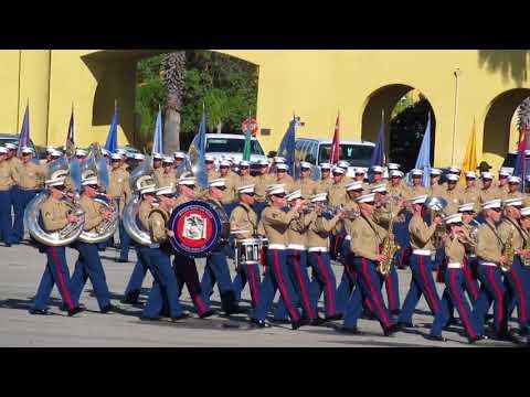 USMC Boot Camp MCRD San Diego Lima Company Graduation