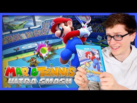 Mario Tennis: Ultra Smash   The Darker Age Of Nintendo - Scott The Woz