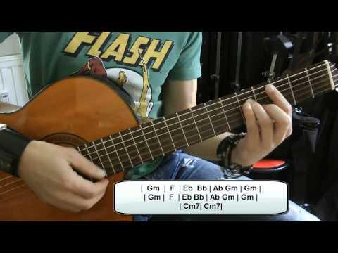 Cello mit Tabs und Chords