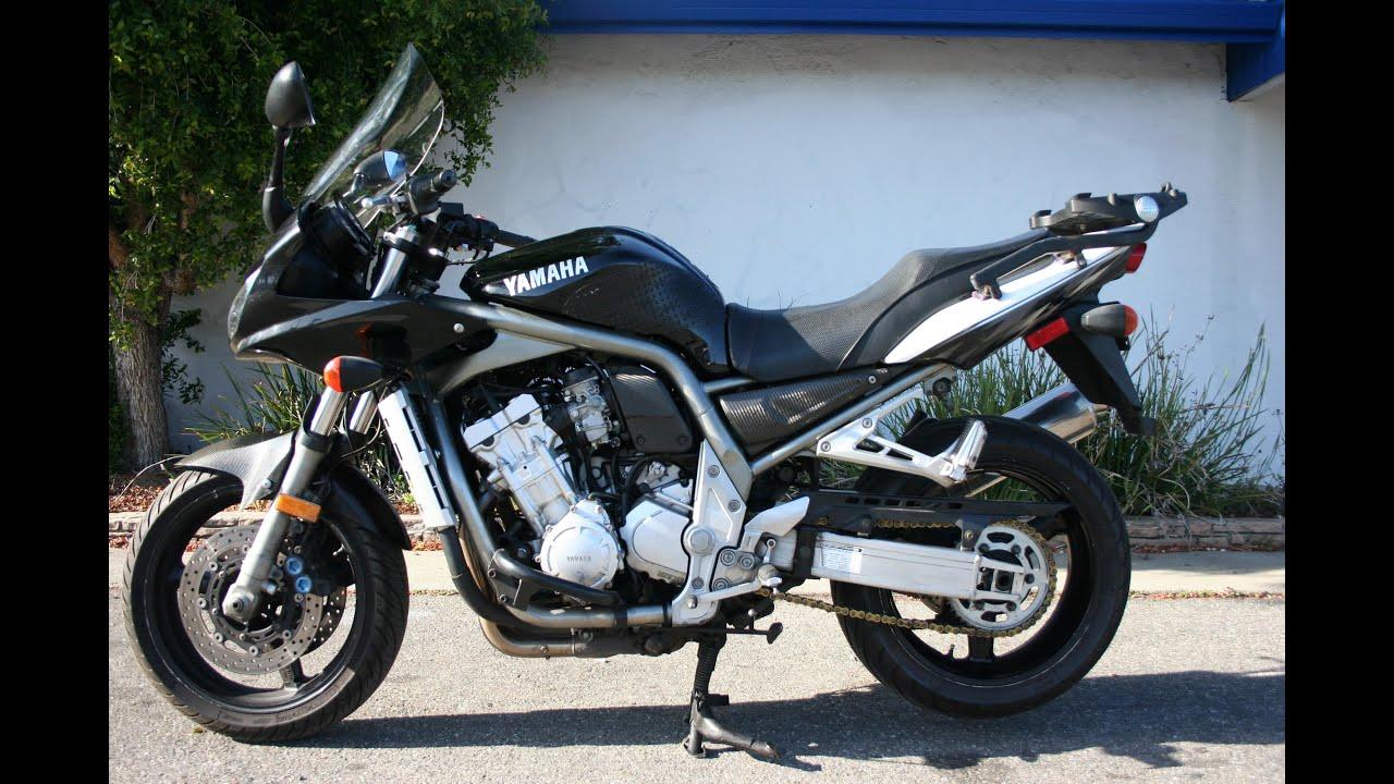 Yamaha Fz1 Fzs Motorcycle For Sale