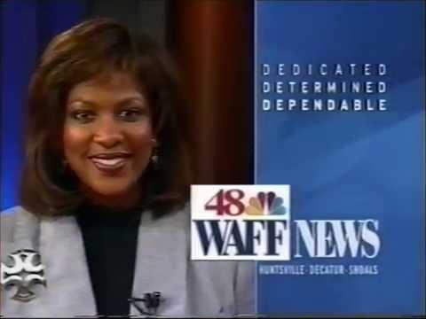 WAFF 48 News Kimberly Essex Promo (1996)