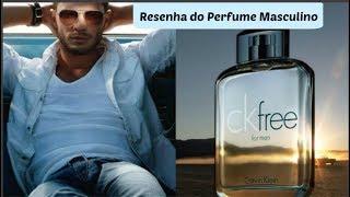 Perfume: CK Free For Men- Calvin Klein ( Resenha)