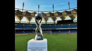 Mika, Babul Supriyo, Shaan sing in FIFA U 17 World Cup football theme song