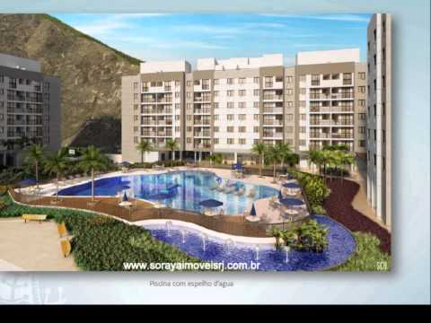 OASIS CONDOMINIUM CLUB - Meier - RJ - Norte Shopping - Cultura Inglesa - Hospital Pasteur