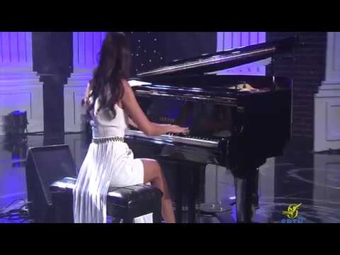 Under Paris Skies arranged by Concert Pianist Van-Anh Nguyen