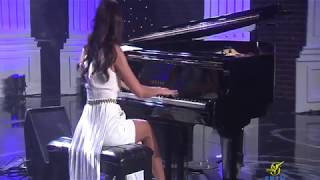 Under Paris Skies arranged by Concert Pianist Van-Anh Nguyen
