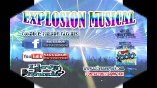 bayron caicedo vs angel guaraca FREDDY MARCELO DJ