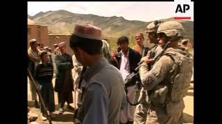 Afghanistan's President Hamid Karzai is expected to raise the issue of civilian casualties when he h