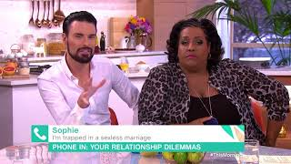I'm Trapped in a Sexless Marriage | This Morning