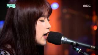 IU - Peach, 아이유 - 복숭아, Remocon 20121017