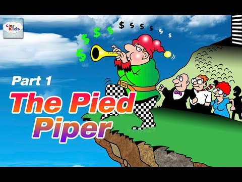 The Pied Piper of Hamelin Kids Animated Full Movie Part 1