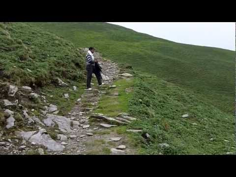 "Trekking in the Garhwal Himalayas (Uttarakhand, India) with ""The Mystical Meadows"""