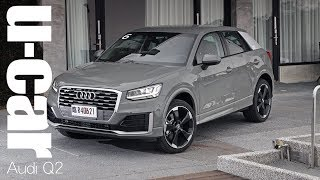 【直播】Audi Q2 宜蘭試駕搶先看 - 封面這是新車色不是黑白照