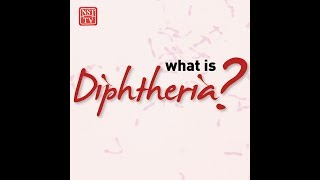 What is Diphtheria?
