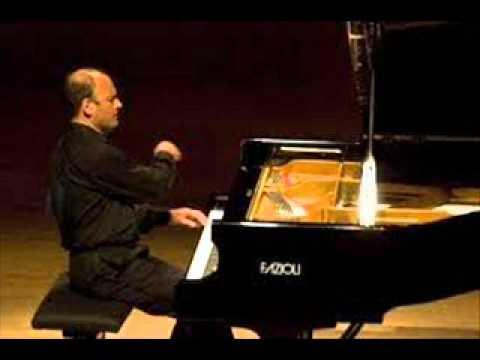 Liszt  3 Etudes de Concert No 1 Il Lamento  Lortie Rec 1986.