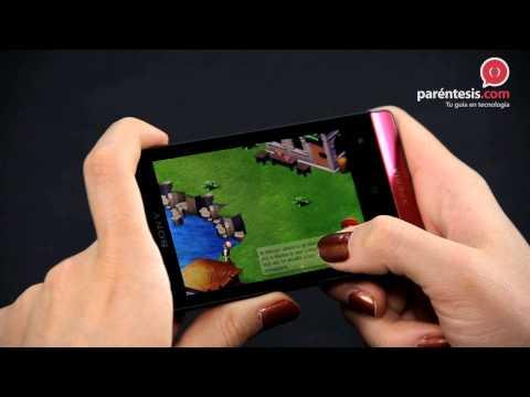 Celular Sony Xperia Miro ST23i
