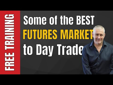 What are some of the best futures markets to day trade?