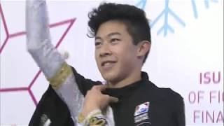 Nathan Chen   Junior Grand Prix Final 2015  SP (no commentary)