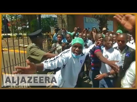 🇰🇪 🇨🇺 Kenyans lose appeal to block deployment of Cuban doctors | Al Jazeera English