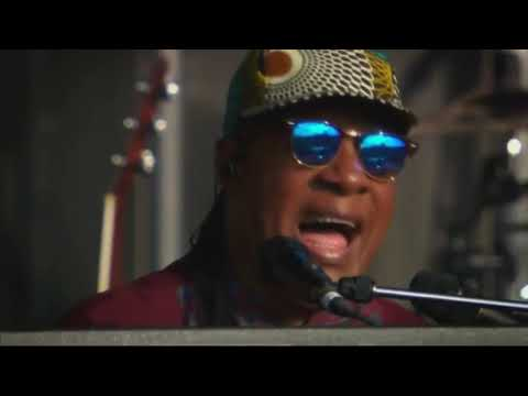 Sir duke (You can feel it all over) - Stevie Wonder (LYRICS/LETRA) [70s]