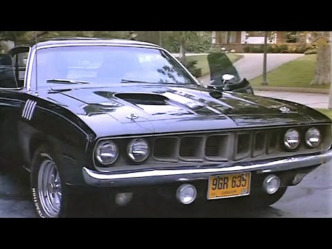 '71 Plymouth 'Cuda in Phantasm