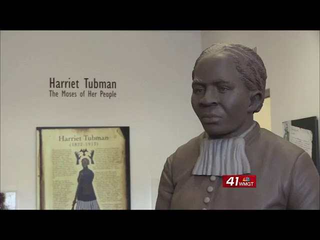 Discover Middle Georgia: Tubman Museum