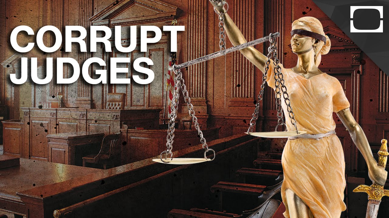How Corrupt Is America's Judicial System? - YouTube