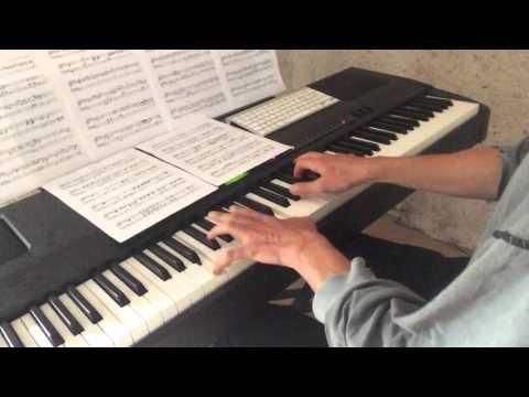 Love Me Or Leave Me piano accompaniment score. Nina Simone. Sibelius sheet music