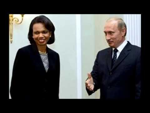 Владимир Путин прикололся над Кондолизой Райс Audio