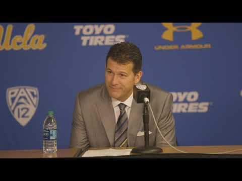 UCLA M. Basketball Postgame Press Conference - Steve Alford  -  11.28.18