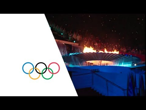 Sydney 2000 Olympic Games - Olympic Flame & Opening Ceremony