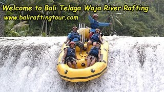 Bali Rafting - Telaga Waja River