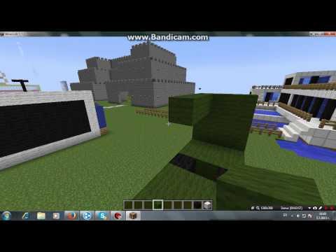 Minecraft pravj si traktor