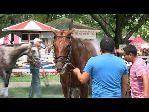 Gun Runner Schools at Saratoga Race Course