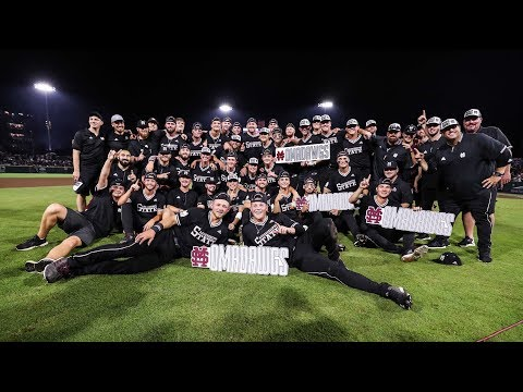 Road To Omaha: Mississippi State Baseball 2019