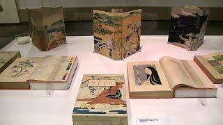 第2章「デザイナー・中澤弘光の仕事」 そごう美術館 生誕140年 中澤弘光展
