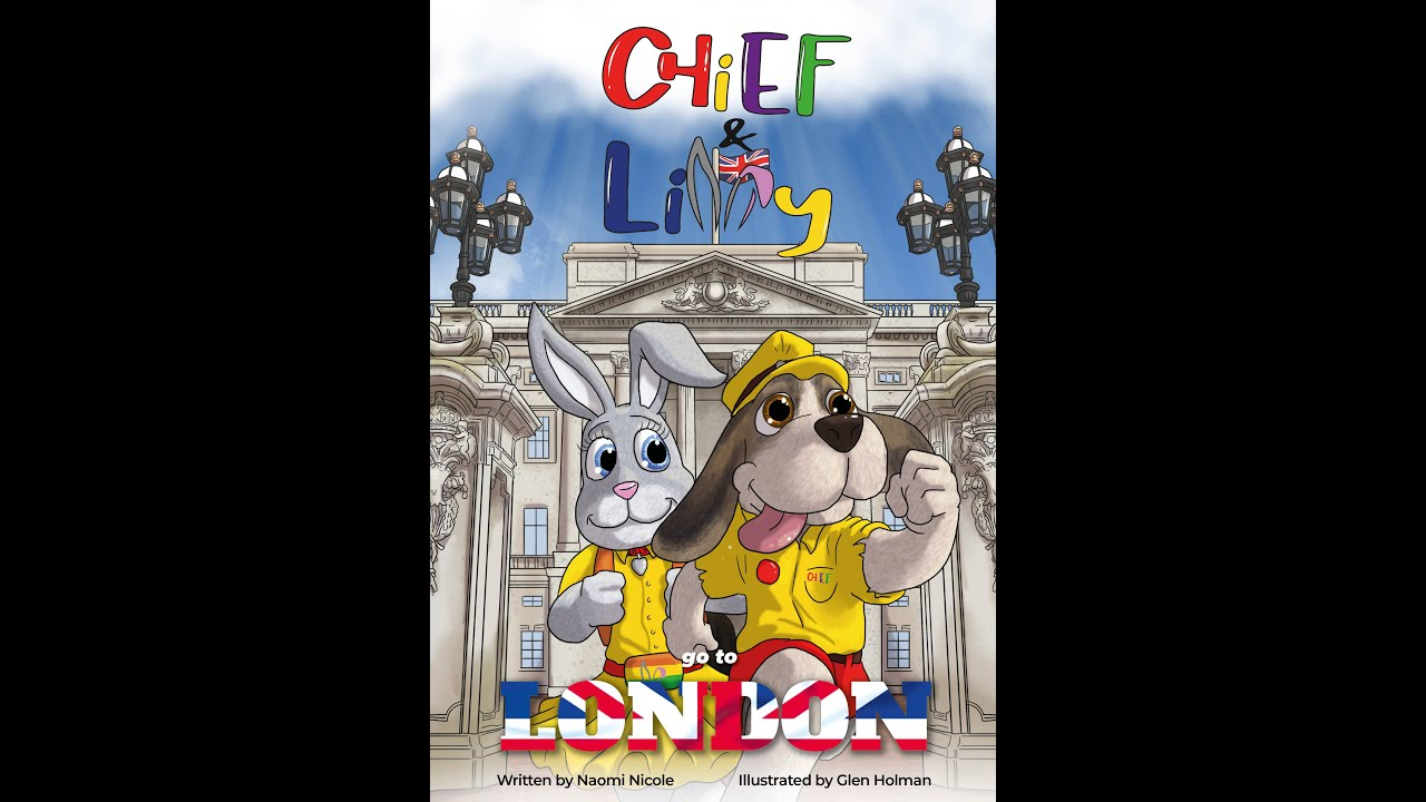 Chief & Lilly Go to London