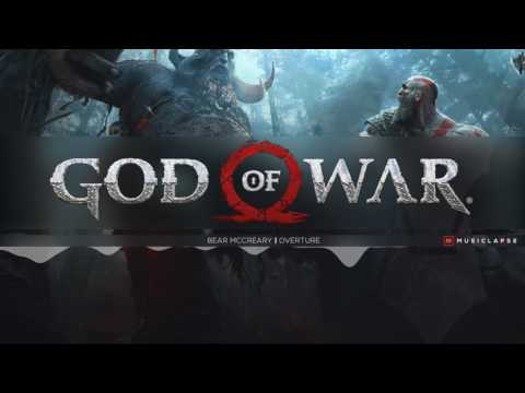 God Of War OST (Bear McCreary - Overture)
