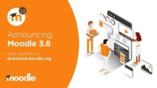 Moodle 3.8 Overview
