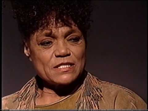 Eartha Kitt, Reiko Douglas--Rare 1988 TV Interview