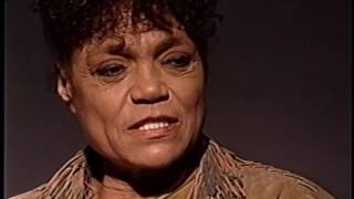Eartha Kitt, Reiko Douglas--Rare 1988 TV Interview