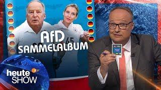 Diese AfD-Politiker sitzen bald im Bundestag | heute-show vom 22.09.2017
