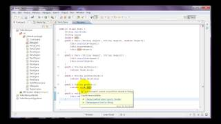 Yakın Kampüs - Java ile Programlamaya Giriş - Ders 15: Class'larda get, set ve toString metodları