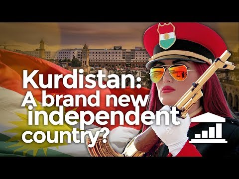 Why do Kurds want to Break Iraq? - VisualPolitik EN