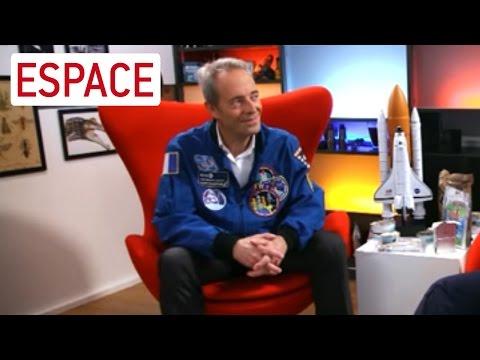 Comment se préparer pour une mission spatiale ? - Interview du Mag de la science