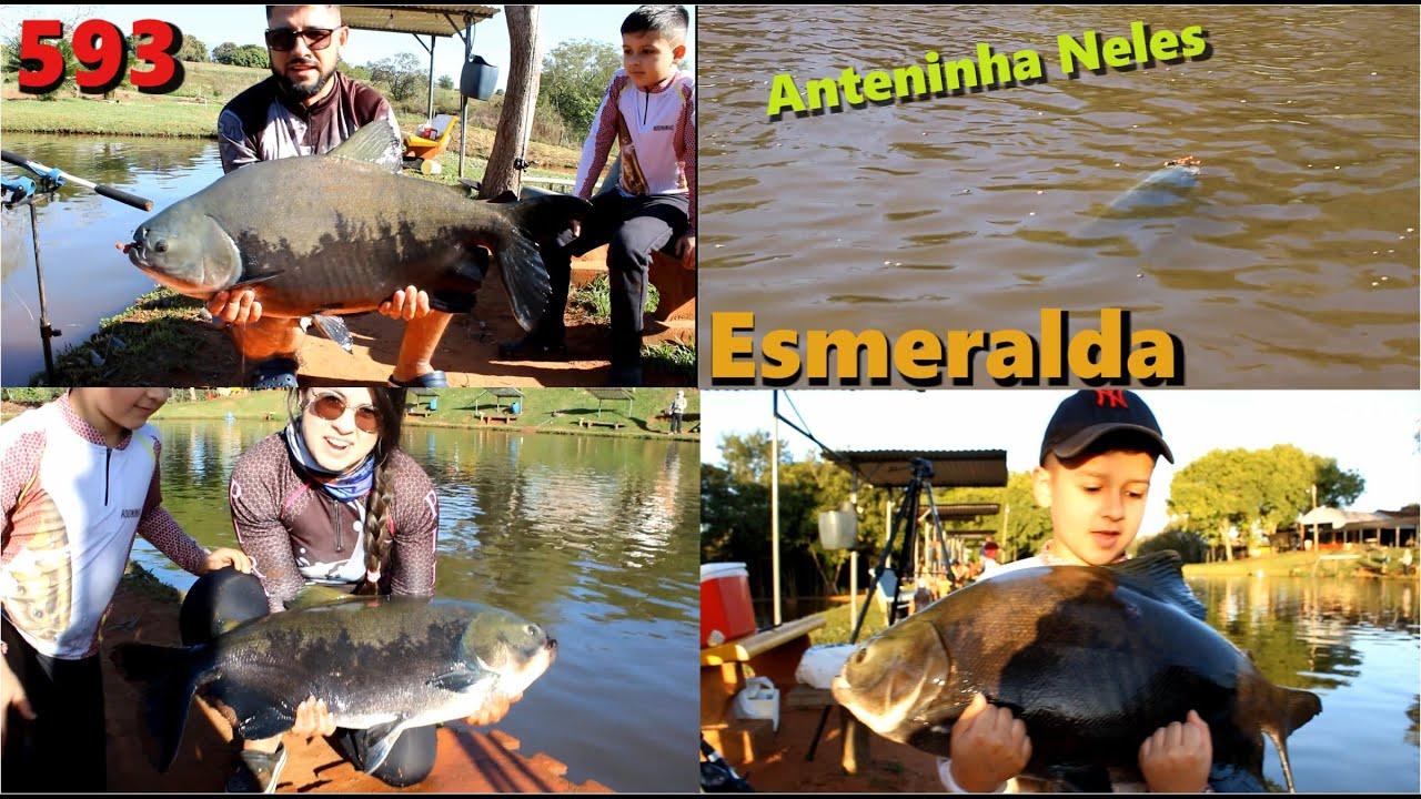 Esmeralda - Inverno na superfície em Paraguaçú Paulista - Programa 593
