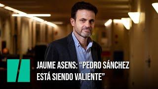 """Pedro Sánchez está siendo valiente"" Entrevista a Jaume Asens"