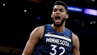 Karl Anthony Towns $190M Super-Max Exte...