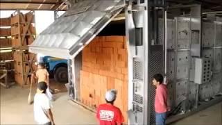teknik teknik terbaik pembuatan bata merah di dunia