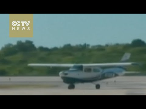 Fourteen private US planes land in Cuba